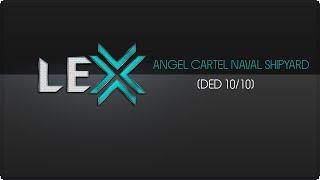 EvE Online PVE - ANGEL CARTEL NAVAL SHIPYARD (DED 10/10)