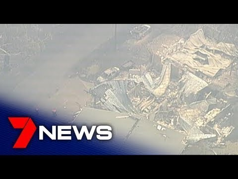 A New Fire Emergency Forecast For New South Wales' South Coast | 7NEWS