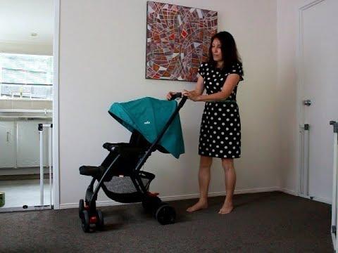 Joie Mirus stroller review