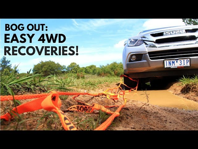EASY 4WD RECOVERY SYSTEM!