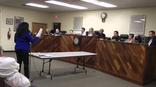 Barnegat Township Committee 18 Feb 2014 Part 2 of 2