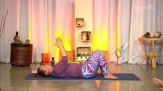 Yoga pour soulager les épaules