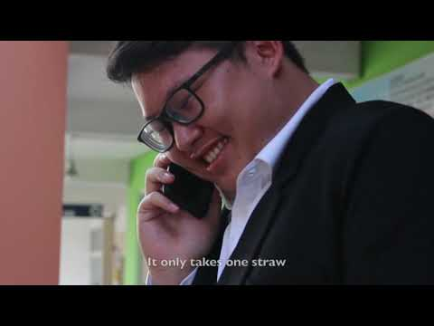 """One Straw"" - Borneo Eco Film Festival Top 15 (2018)"