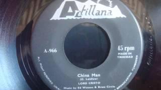 Lord Cristo   China Man