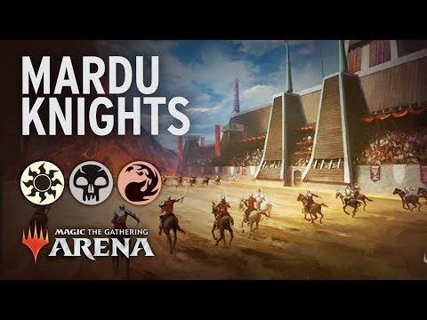 Mardu Knights   Throne Of Eldraine Standard 2020 Deck Guide [MTG Arena]