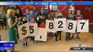 Give 4 Kids raises over $58k for Children