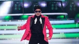 Pepe vs PSY - Gangnam Style // Te cunosc de undeva @ Antena 1