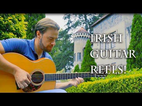 irish guitar reels (version 2) - dadgad celtic guitar -traditional guitar