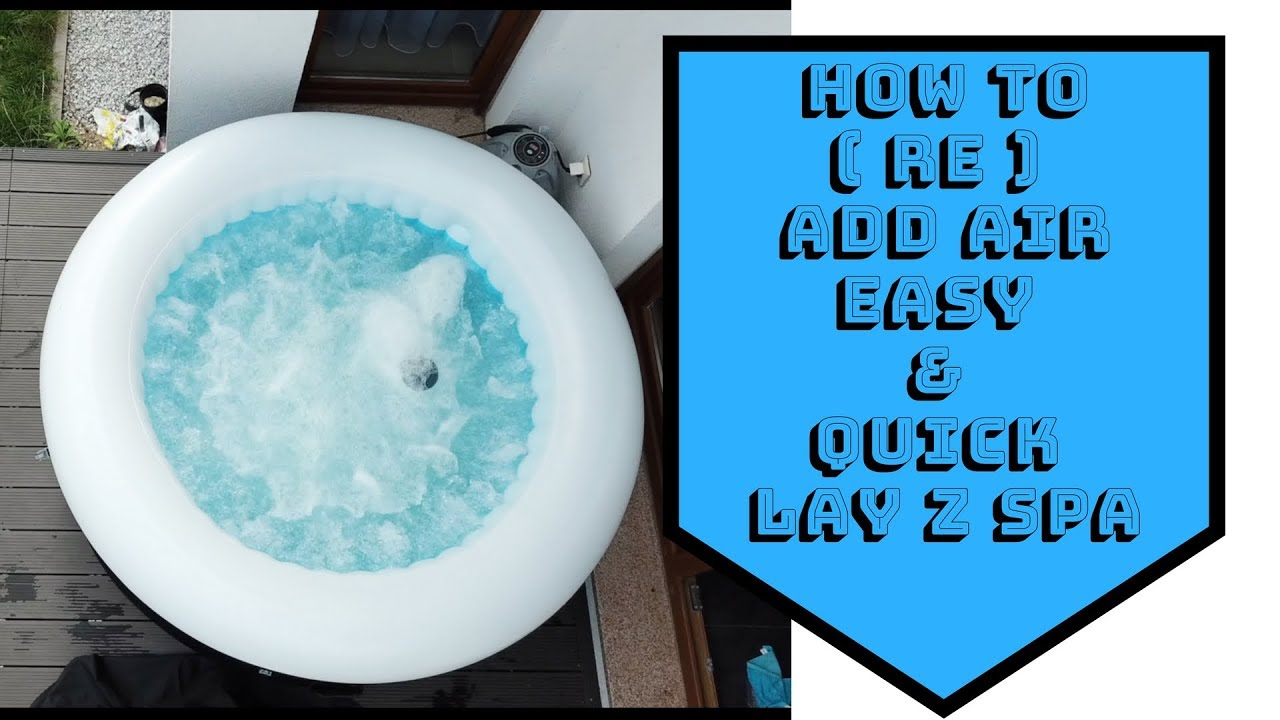How To Set Up My Lay Z Spa Bestway Hot Tub Full Review By