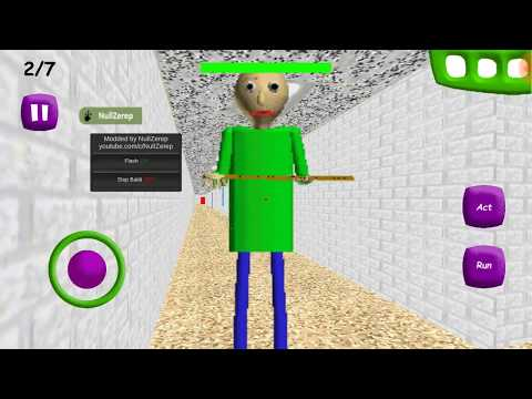 Baldi's Basics in Education - APK MOD v1.3 [MOD V1] - 동영상