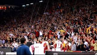 "Galatasaray Mp - Cska Moscow "" Sen Varya Sen"""