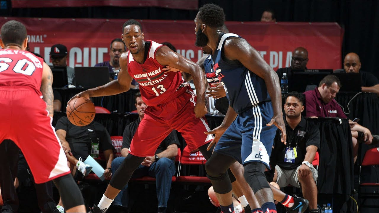 MGM Resorts NBA Summer League game between Wizards, Pacers ...