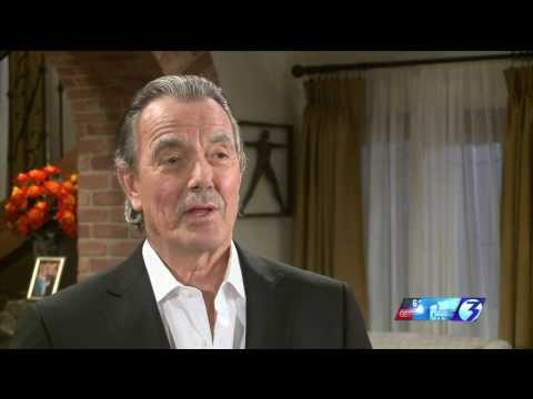 The Young and the Restless: Don't call him Victor Newman! Behind the scenes with Eric Braeden