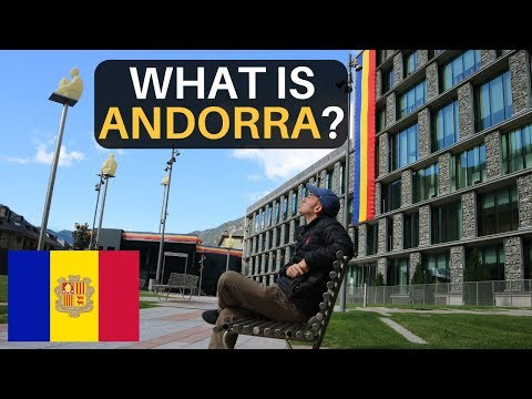 What is ANDORRA? (Not What You'd Expect!)