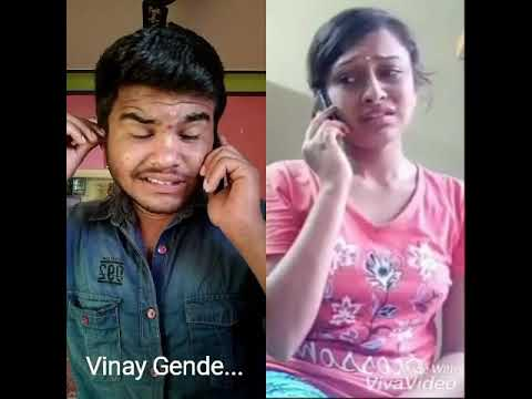 Awesome kannada comedy dubsmash by Vinay Gende...