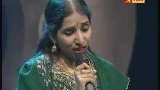 Singer Swarnalatha singing malai poluthin mayakathile song