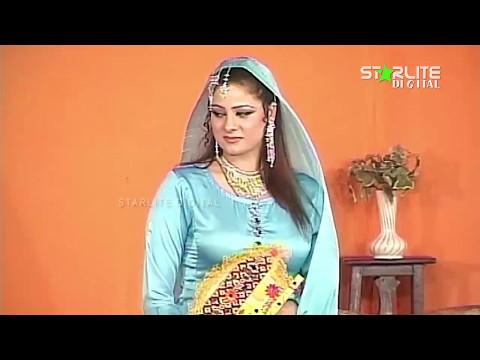 Best of Naseem Vicky and Afreen New Pakistani Stage Drama Full Comedy Funny Clip   Pk Mast