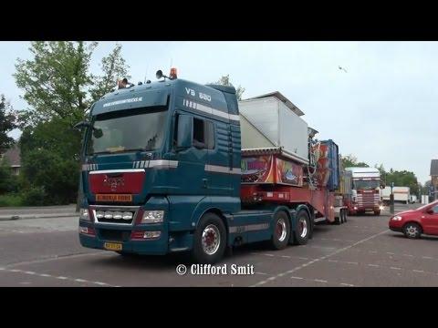 Transport en opbouw Around the World