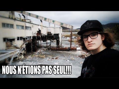 NOUS N'ÉTIONS PAS SEUL!!! Les mines abandonnées de Thetford -URBEX-