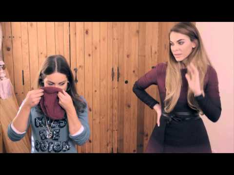 Made In Chelsea | Louise and Victoria Get the Jess Look | Chelsea Style Secrets | Rimmel London
