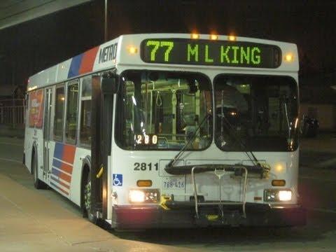 Metropolitan Transit Authority of Harris County #2811 (The Ride)