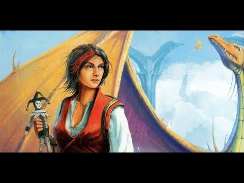 TES IV Oblivion #26 Тайна долины. След змеи. Белый проход