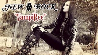 """VampiRee"" || New Rock x ReeRee Phillips Collaboration - Promo Video"