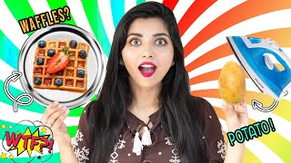 Testing Out *Viral* POTATO Hacks by 5 Minute Crafts | *I AM SHOCKED*