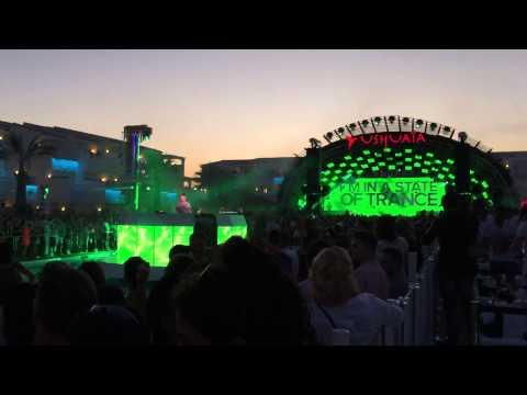 Armin Van Buuren Opening at ASOT Ibiza - 25th June 2015