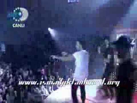 Ismail YK Bas Gaza Beyaz Show'da 09.05.2008