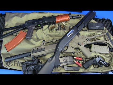 BOX OF TOYS ! The Best Airsoft Rifles - Guns Toys