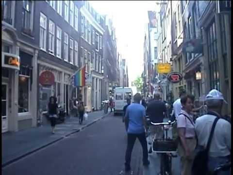 NETHERLAND Amsterdam Gay Street