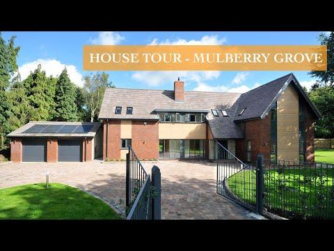 Luxury Bespoke House Tour - Mulberry Grove, Little Aston, Sutton Coldfield, Birmingham