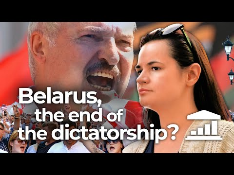 Revolution in BELARUS: The END of the last DICTATORSHIP in Europe? - VisualPolitik EN