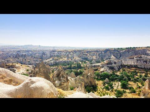 Turkey Cappadocia Walking