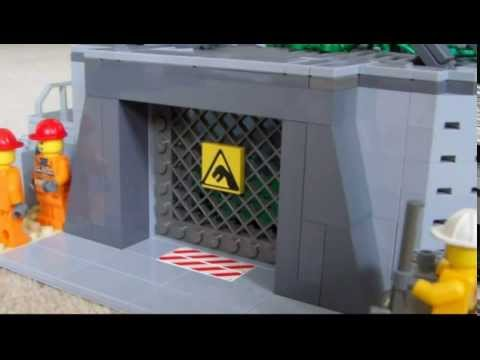 How to make a lego jurassic park raptor cage ebay