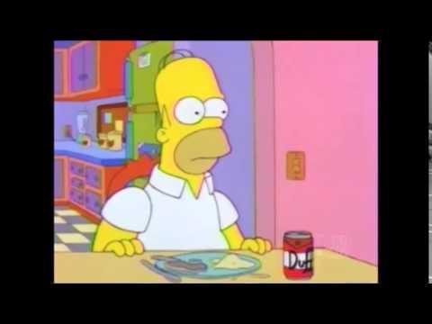 Simpsons Magical Animal