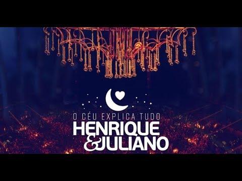 Henrique & Juliano - O céu explica tudo - CD + DOWNLOAD