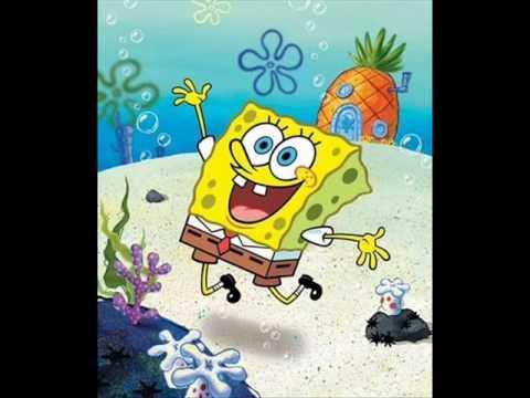 SpongeBob SquarePants Production Music - The Lineman
