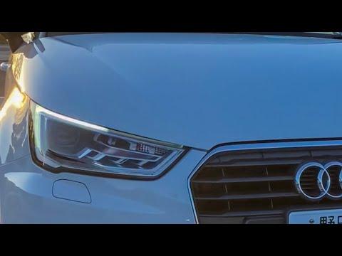 Audiで彼女と会うディ〜Audi A1 Sportback 3気筒1Lターボと1軸ジンバルで車載動画 常磐道〜圏央道編