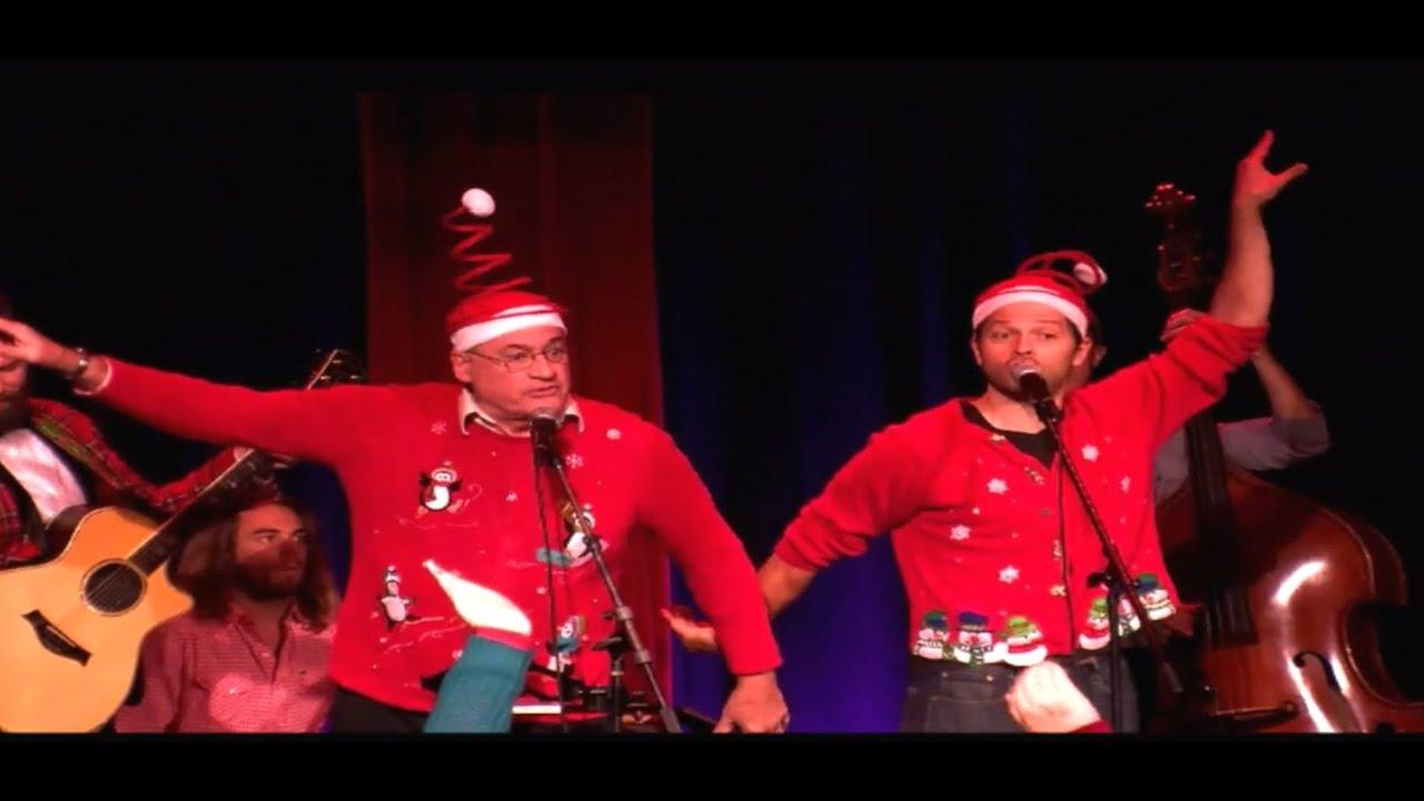 Stageit Jason Mann - Random Acts - Dec '14 Prt 2 Misha Collins ...