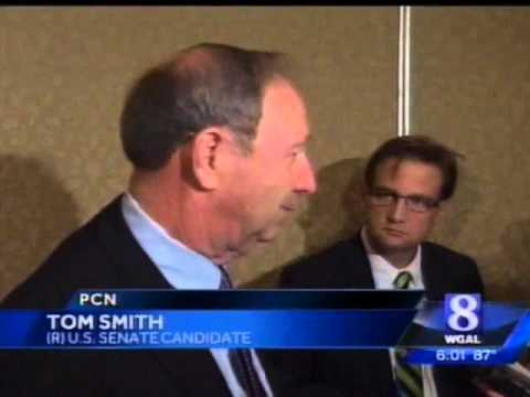 Republican Senate Candidate Tom Smith Compares Conception From Rape To Pregnancy Out Of Wedlock