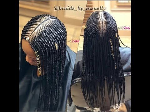 2018 Braid Styles: Top 30+ Unique Ways To Rock African Braid Hair Styles