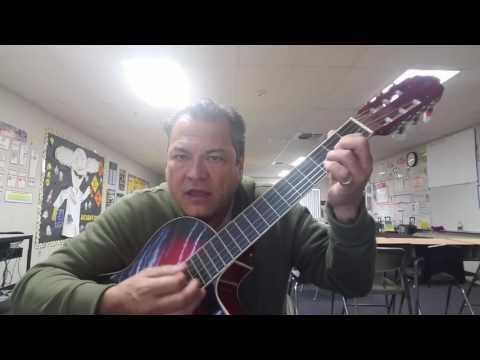 On the Dark Side, Eddie and the Cruisers Rhythm guitar part .