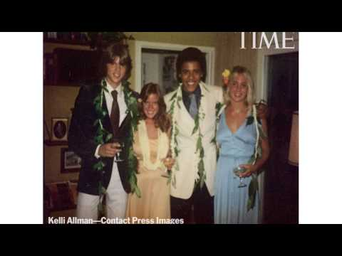 Obama's Prom PIctures Surface