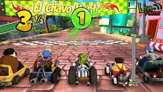 Gameplay - El Chavo Kart - Copa El Chavo - #Gameplay