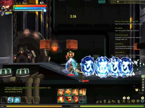 Hack ElsWorD NA,BR,FR,VOID (unlimited MP+HP, one shot kill and many more )