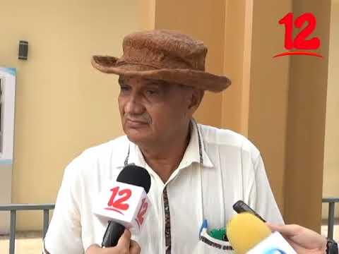 El alcalde de Bilwi Reynaldo Francis, qui�n fue electo por el partido YATAMA.