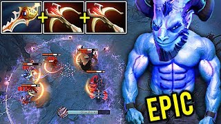 WTF One Hit RIKI DIVINE RAPIER + 2x DAEDALUS DOTA 2 Patch 7.15 NEW META Gameplay #103