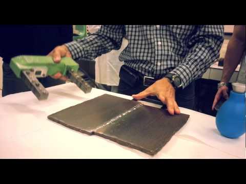 Vídeo Ensaios mecânicos destrutivos e não destrutivos
